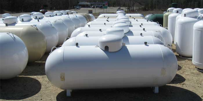 propane tanks by Wildhorse Propane & Appliance